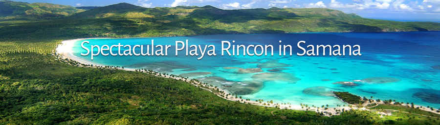 Best Shore Excursions in Samana Dominican Republic : Playa Rincon Samana.